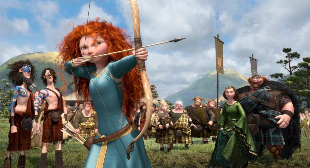 Храбрая сердцем (Brave) 2012