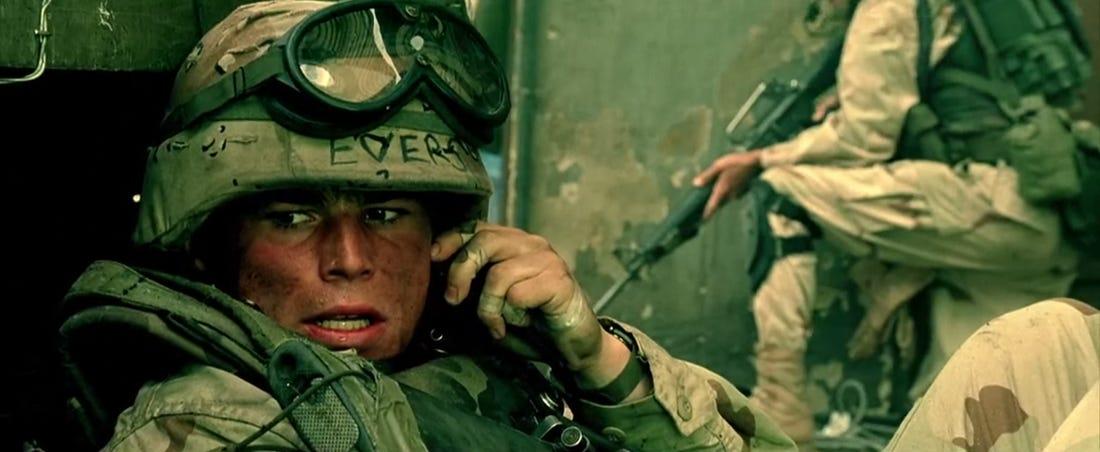 Черный ястреб (Black Hawk Down) 2001