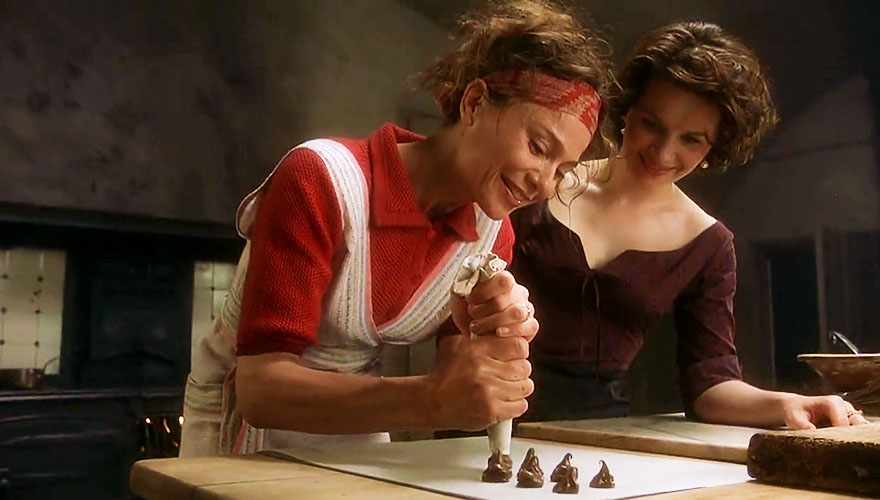 Шоколад (Chocolat, 2000, IMDb 7,0)
